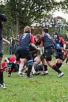 RC Worms - Stade Sarrois Rugby 08.10.2011