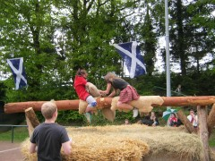 Highland Games Loreley 2013