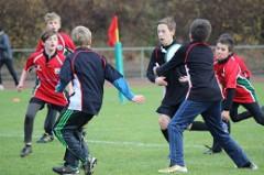 Trainingsspiele in Mainz Dez.13