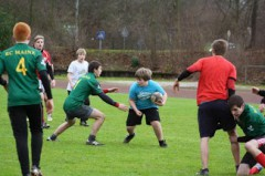 Trainingsspiele in Mainz Dez.13