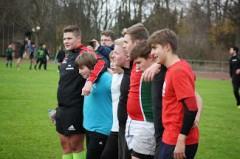 Trainingsspiele U10/12 und U16/18 mit Mainz
