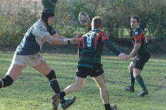 RC Worms - Rugby Cassel 28.11.2015
