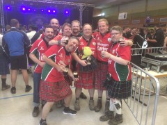 Highland Games Sohren 2016