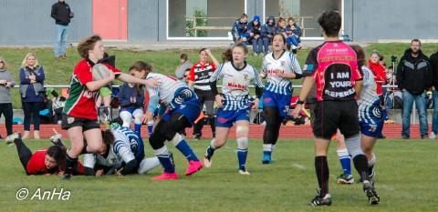 Deutsche 7er-Liga Frauen - Turnier in Stuttgart